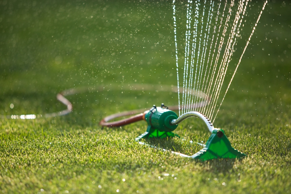 Here Is A Quick Manner To Resolve A Problem With Lawn Sprinkler Systems