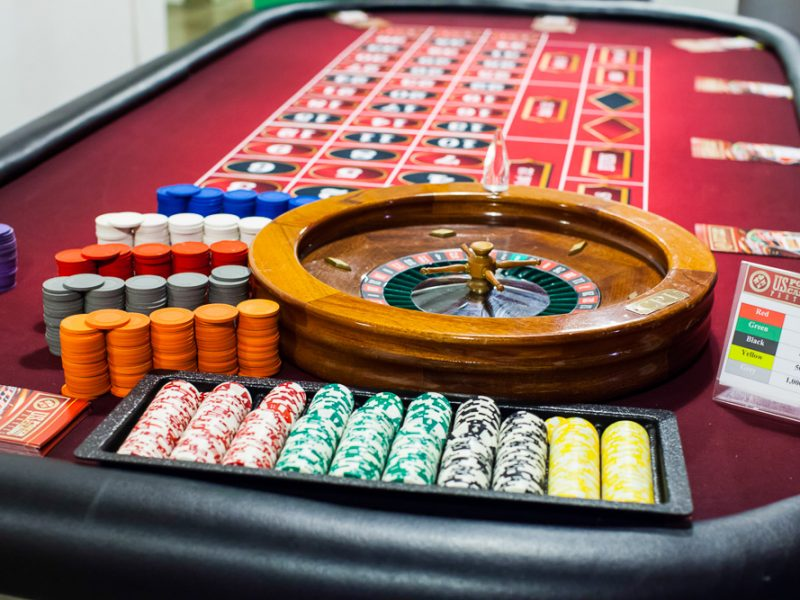 Has anyone received an online casino?